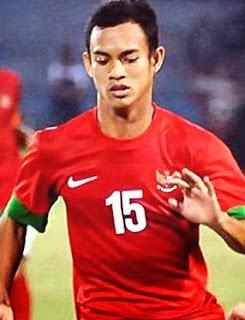 FOTO GANTENG MALDINI PALI PEMAIN TIMNAS INDONESIA U-19