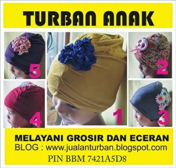 turban anak