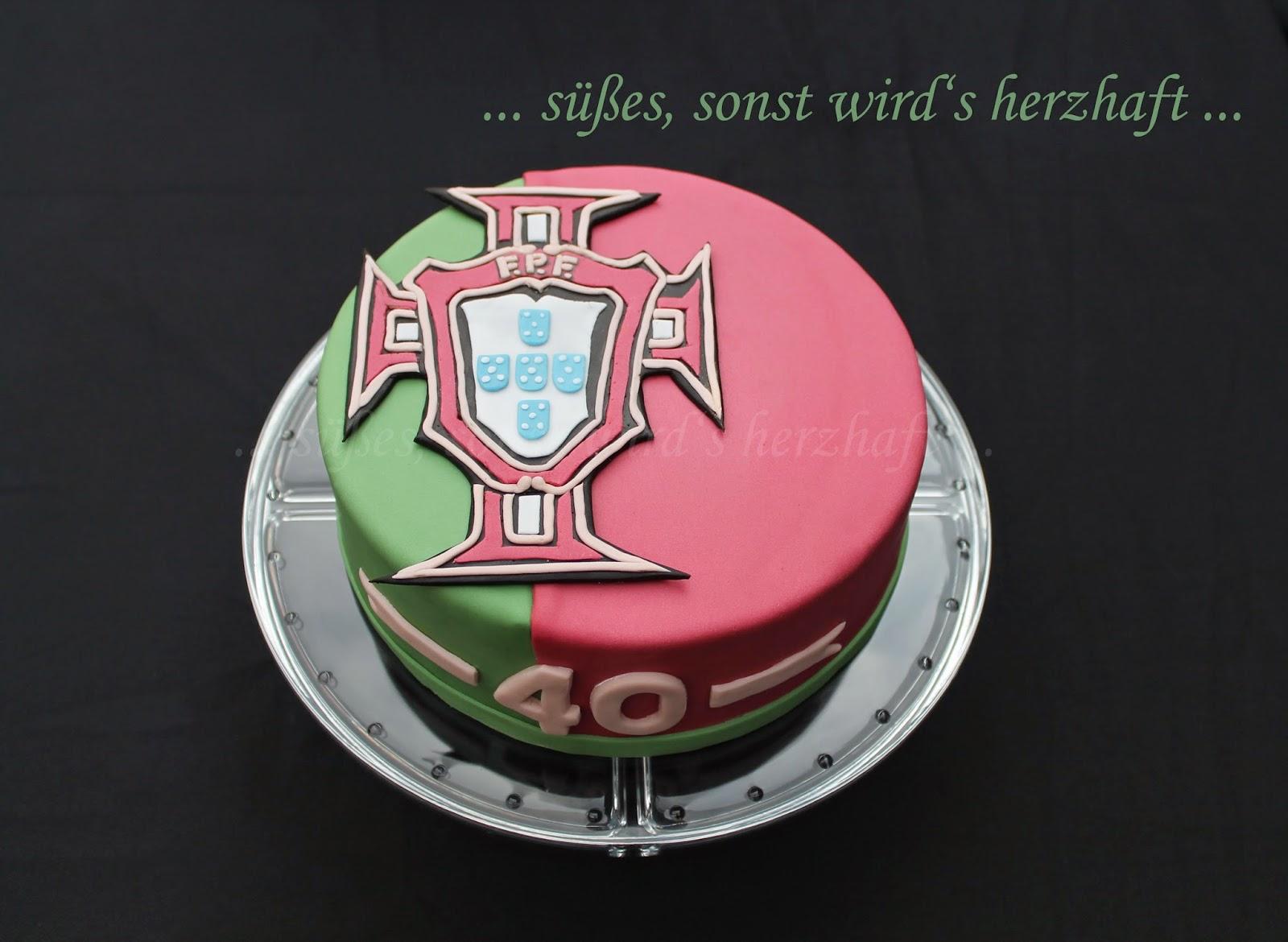 Kuchen portugal