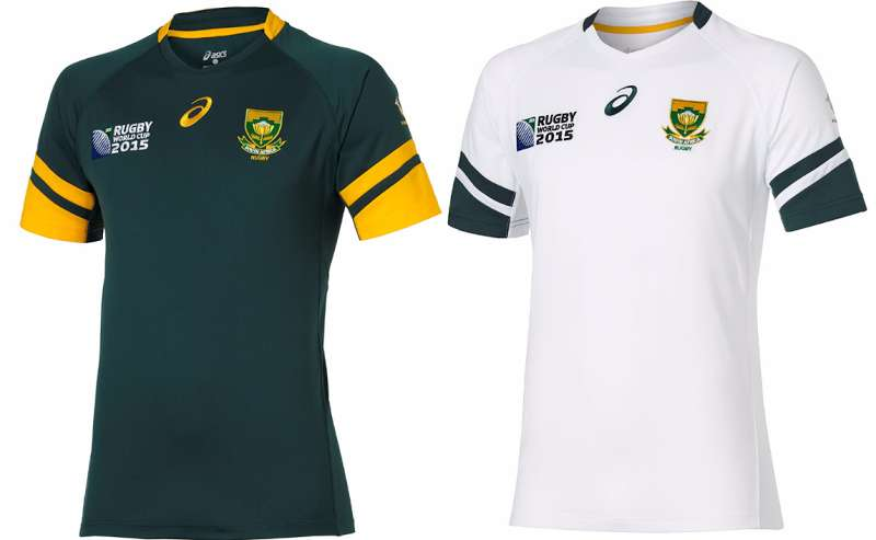 South Africa Rugby Jersey 2015 South Africa Rwc Jerseys 2015