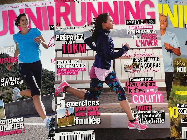 Running pour elles : la course à pied version filles...