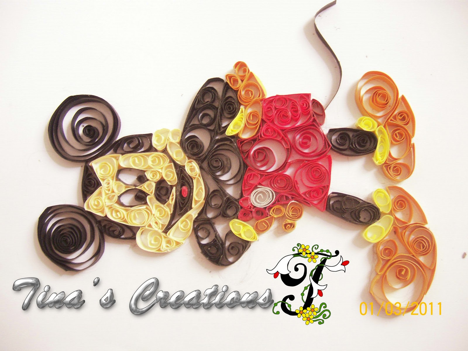 Quilling Images