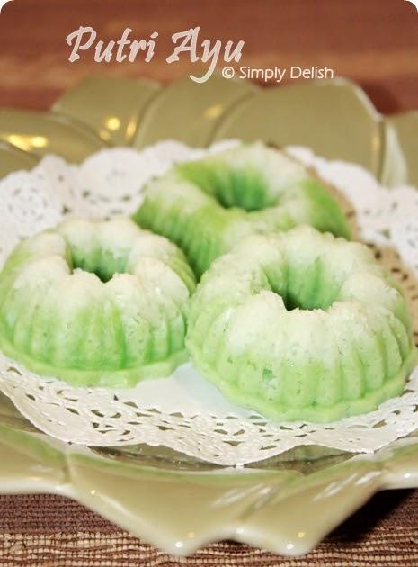 Koleksi Resep : Resep Kue Basah Putri Ayu