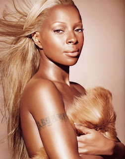 Mary J Blige Hot Photo Gallery