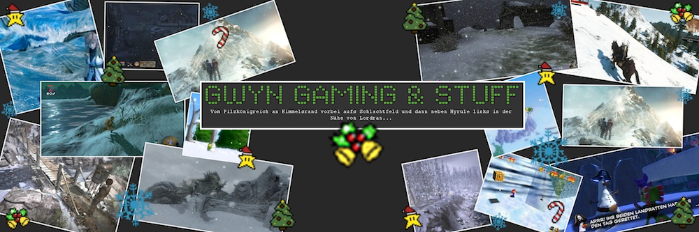 Gwyn Gaming & Stuff