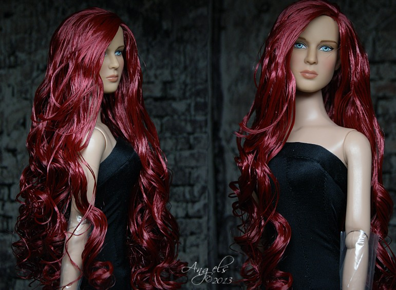 Laurie lenz angels doll studio blog 3 lindsey lohans and for Dion hair salon