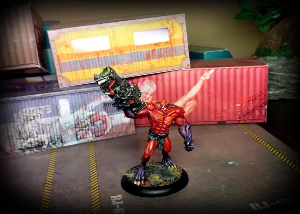 Warzone - Raside - Dark Legion - Algeroth - front
