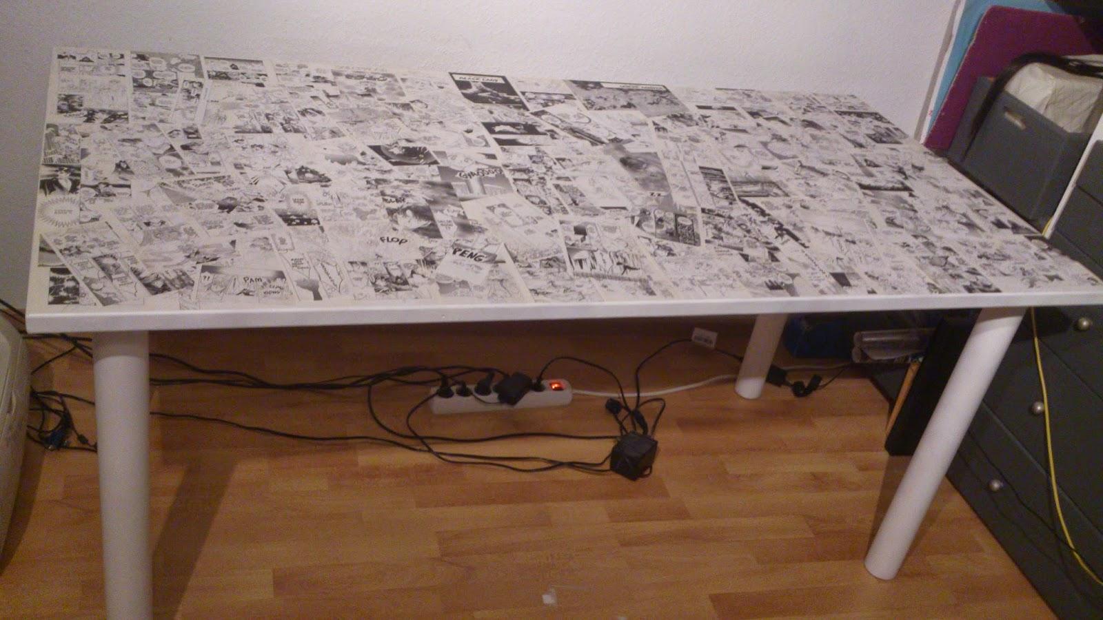 ayumis welt vintage manga tisch. Black Bedroom Furniture Sets. Home Design Ideas
