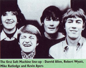 Fotografias : Soft Machine Early Years