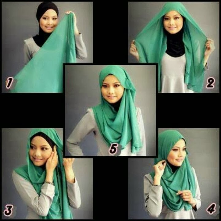 Hijab Tutorial 2014 Tutoriel Hijab Hijab Chic Turque Style And Fashion