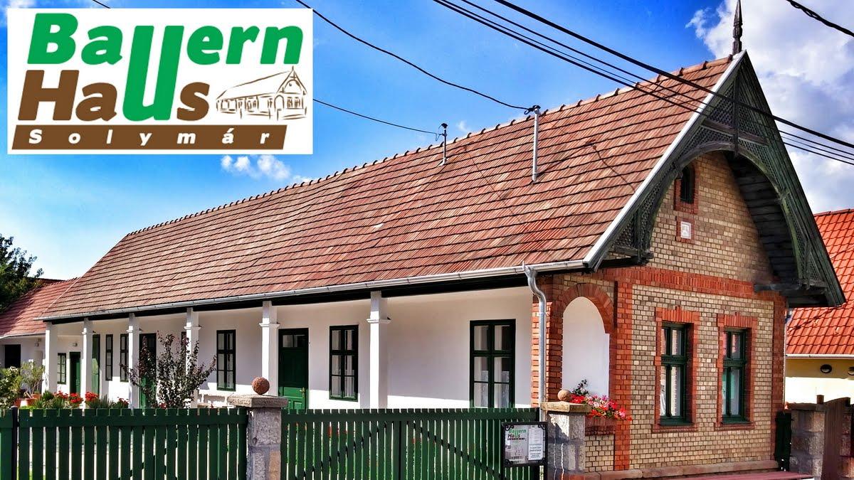Bauernhaus Solymár