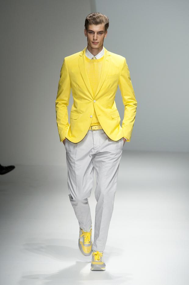 fashion blog salvatore ferragamo mens spring summer mfw - fashion for men