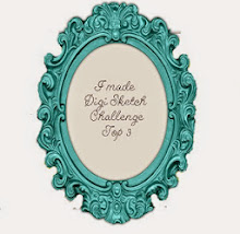 Proud to be choosen in the Top 3! Challenge 15-07-2013