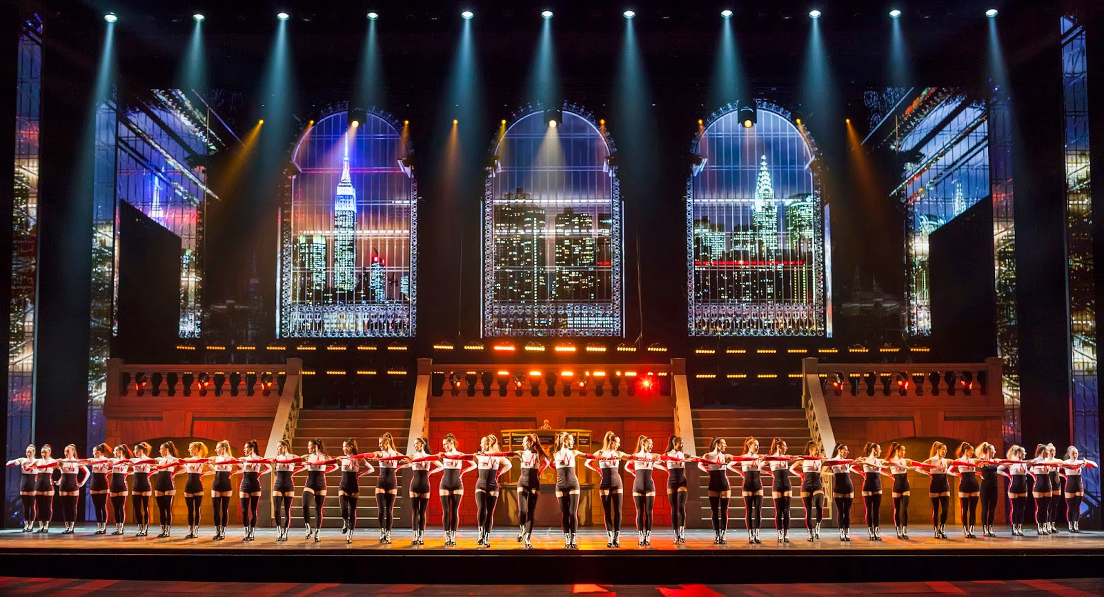Reflections in the Light: Review: New York Spring Spectacular with ...