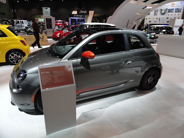 2013 Fiat 500e: $32,500 MSRP or $199 per Month Leased