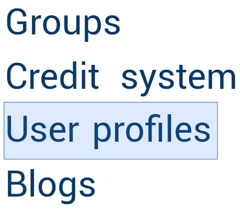 how to add admin icon in front of wapka users