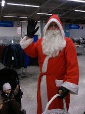 Joulupukkipalvelu palveluksessanne