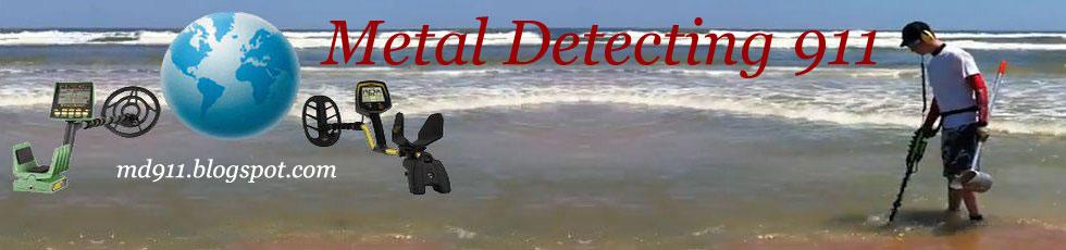 Metal Detecting 911