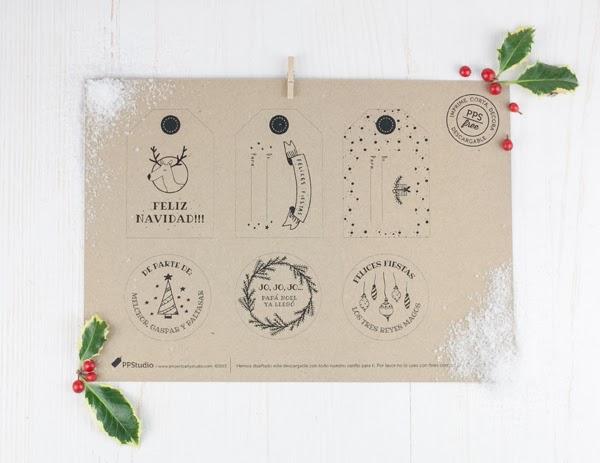 I love shopping ideas para envolver vuestros regalos - Ideas para envolver regalos navidenos ...