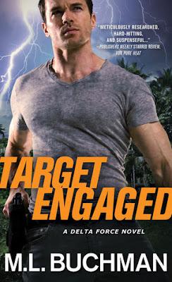 Target Engaged, M.L. Buchman, thriller, romance