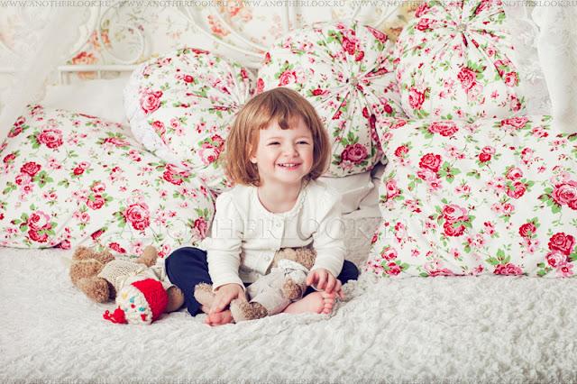 студия фотосессия детей