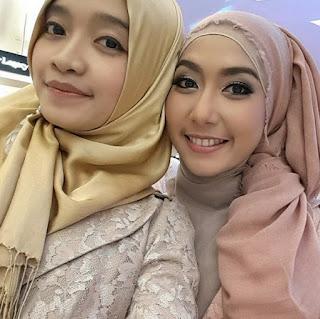 model hijab Igo Cantik pashmina