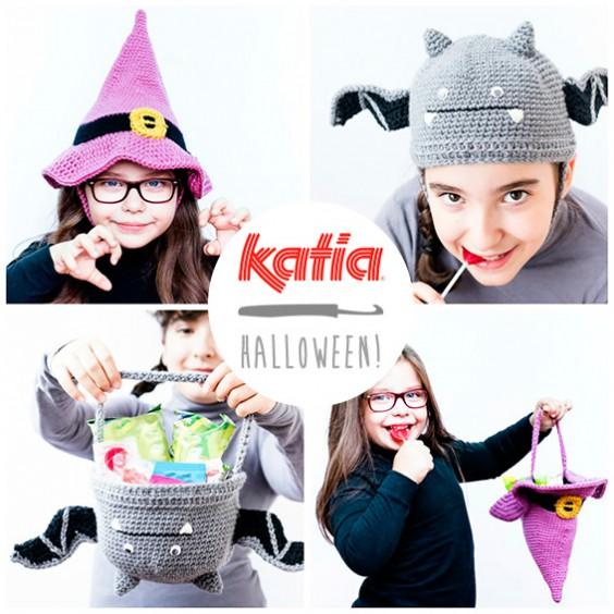 Patrones gratuitos para tejer para Halloween | Gallimelmas e ...