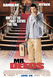 Mr. Deeds Poster