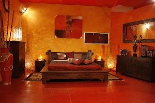 decorar dormitorios étnicos