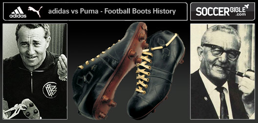 puma and adidas owners brothers