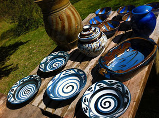 Pumplenook Pottery - David Wells