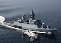 K130 Braunschweig Class Corvette