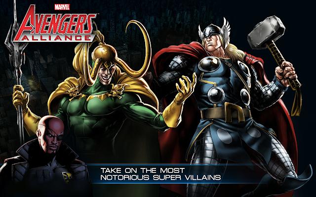 Cheat Avengers Alliance V 3.1.2 Mod Apk