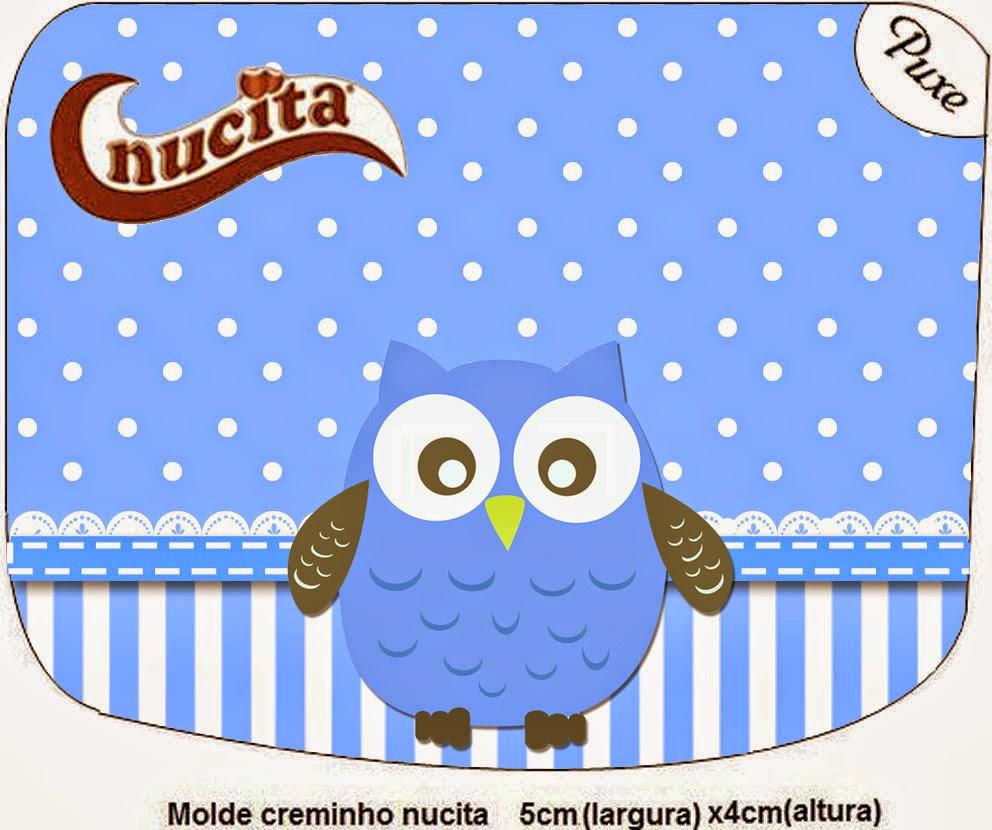 Etiqueta para Nucita.