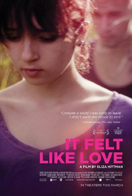 It Felt Like Love 2013 HDRip ταινιες online seires xrysoi greek subs