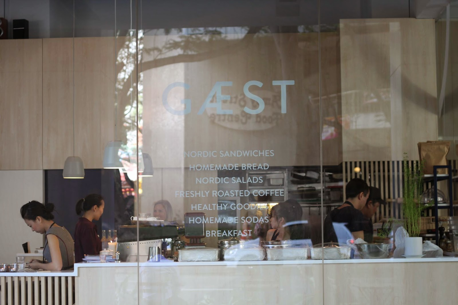 Gaest Cafe