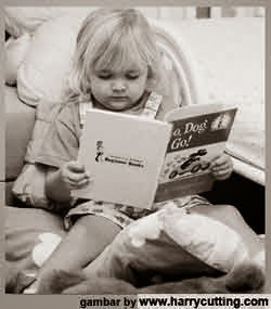 Minat Baca Sejak Dini