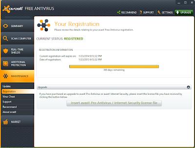 Free Antivirus Avast 1 - ITTWIST