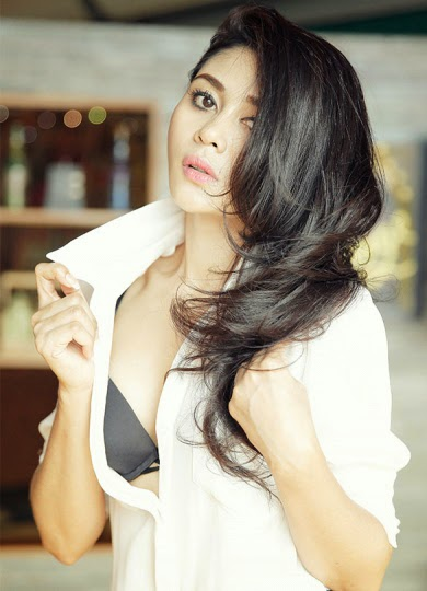 Model Hot Cindy Fitriansah