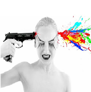husband shoots wife