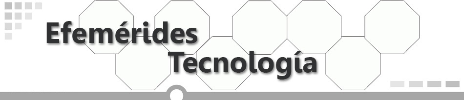 Efemerides de Tecnologia