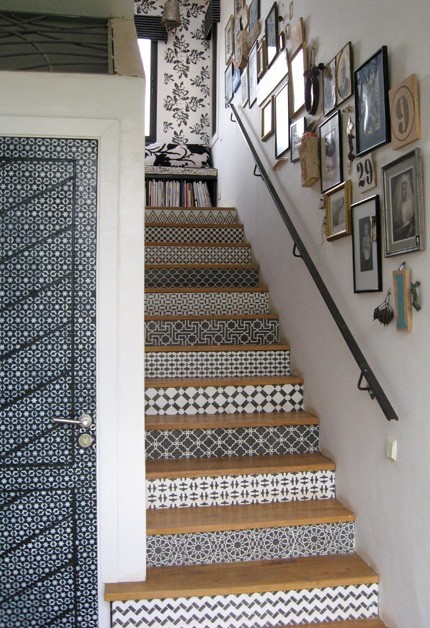 Stairs Worth Staring At Driven By Decor