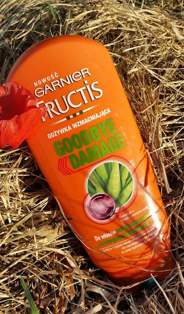 Garnier Fructis |  Goodbye Damage | odżywka wzmacniająca