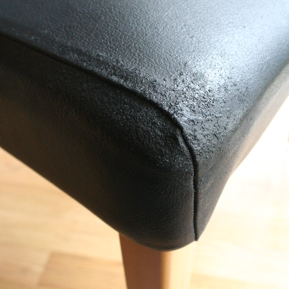 Leather Chair Scratch Repair How to repair cat scratched leather