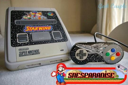 Super Nintendo personalizado (10)