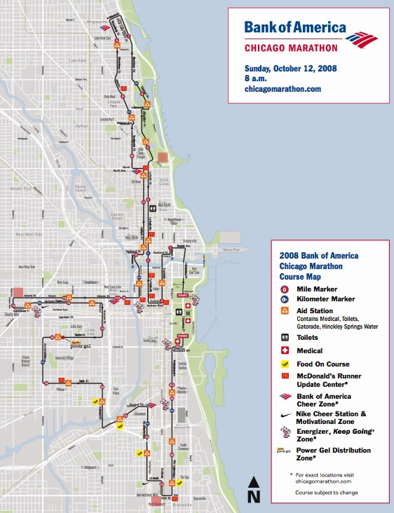 Chicago Marathon Race Report The Journey