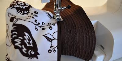 خياطة وتفصيل قبعة