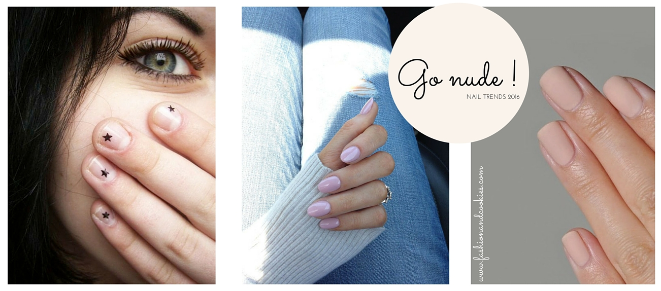 Nude nails trend for spring 2016 on Fashion and Cookies beauty blog, beauty blogger