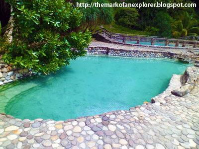 sabang hot spring balut island sarangani
