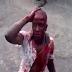 (Video) Lelaki Afrika Di Bakar Hidup - Hidup